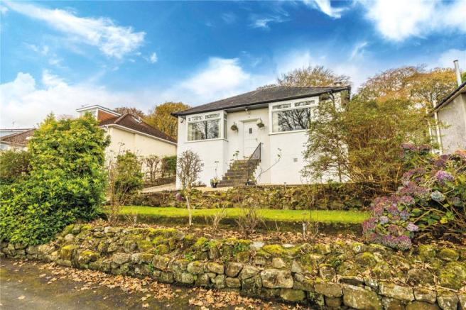 3 bedroom detached house for sale in first avenue, bearsden, glasgow, g61