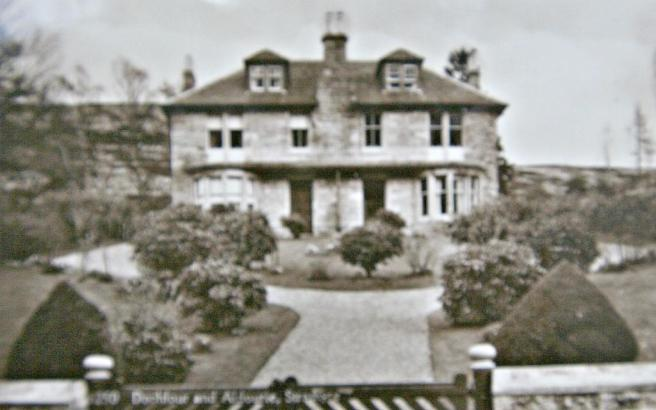 House in 1902