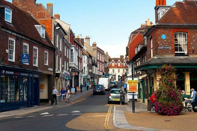 Blandford Town