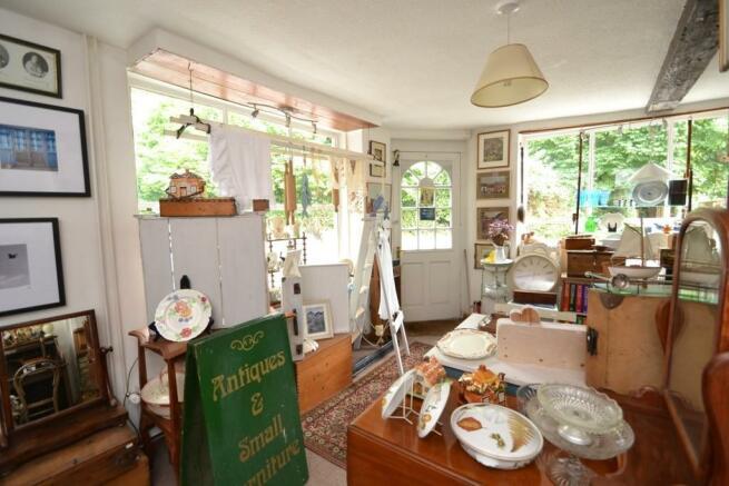 Sitting Room/Shop