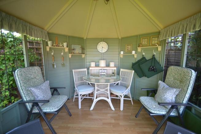 Inside Summer House