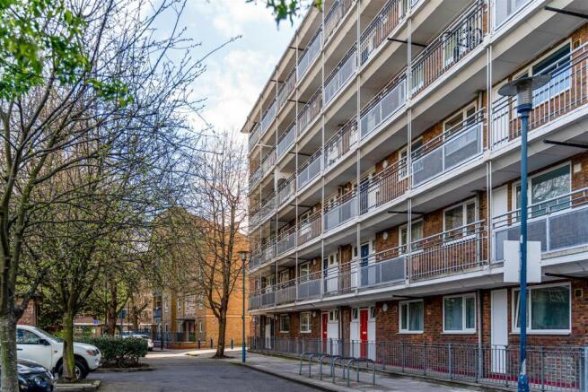 17, Tiller House, Mill Row, Hackney, London, N1 5R