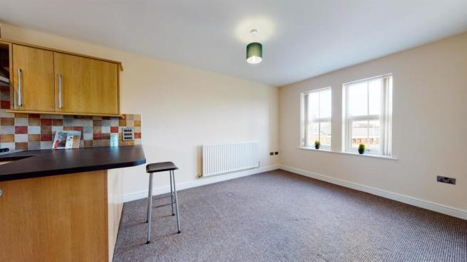 Flat 4, Hartburn Mews, Stockton-On-Tees, North Yor