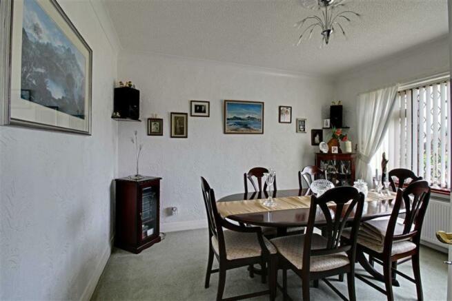 Dining room / Bedroom three