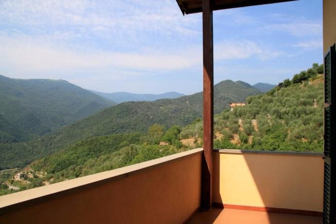 Balcony and Views