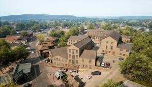 Photo of Baildon Mills, Northgate, Baildon, Shipley