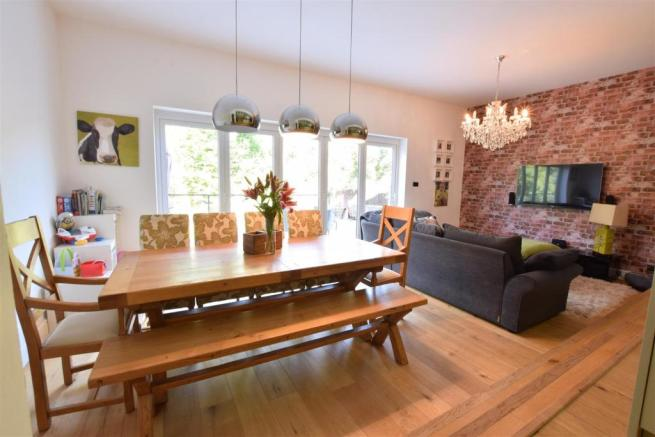 Family Room/Dining Space