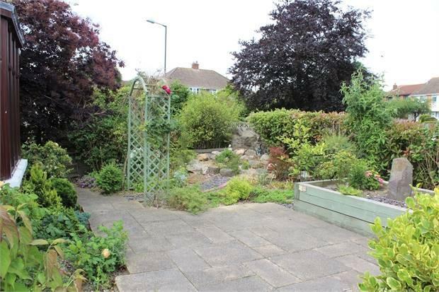 Wrap-around Garden