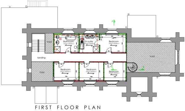 Proposed Floor 1