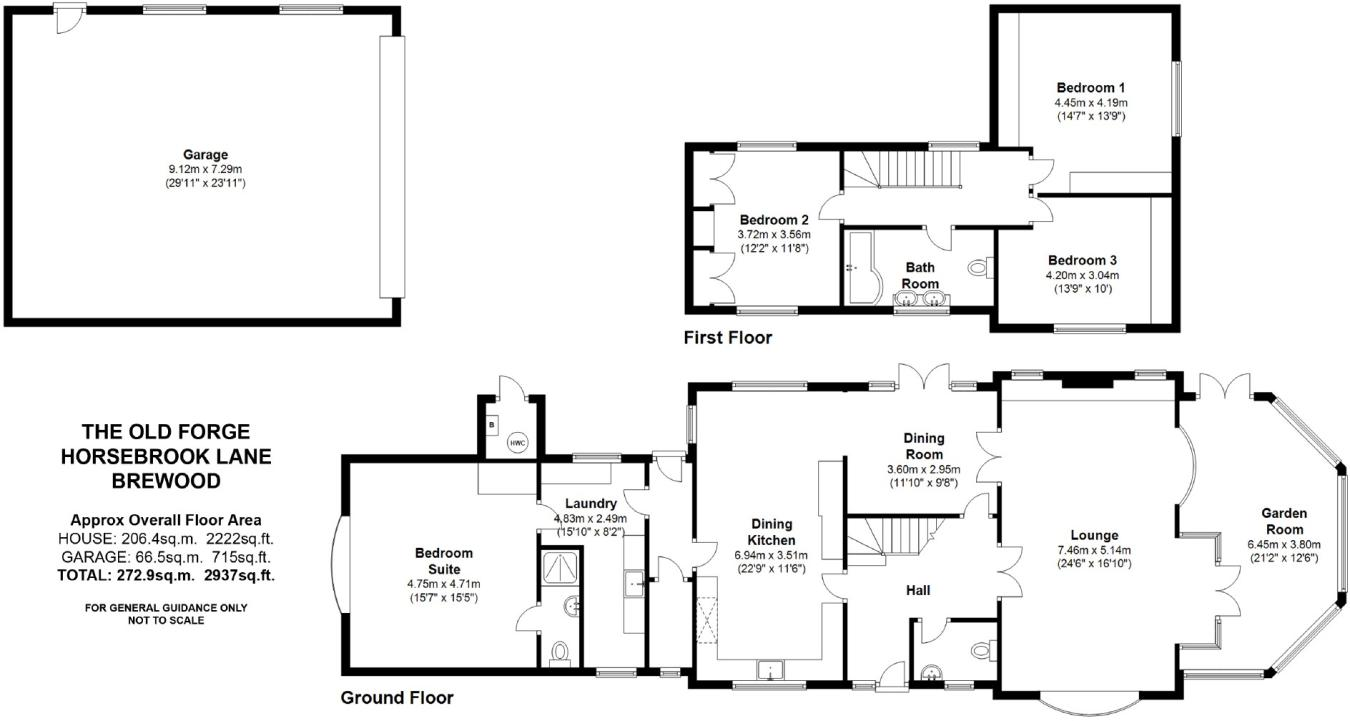 4 Bedroom Detached House For Sale In The Old Forge Horsebrook Lane Wiring Diagrams France Brewood Stafford St19