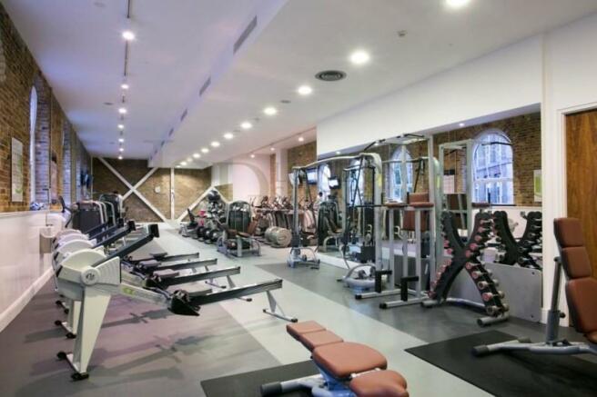 24 Hour Resident Gym
