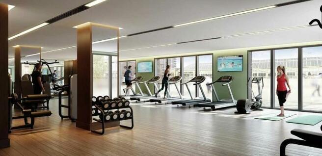 NEW Resident Gym
