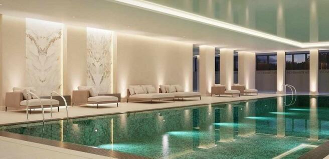 NEW Resident Swimming Pool