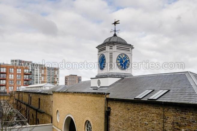 Clock Tower View