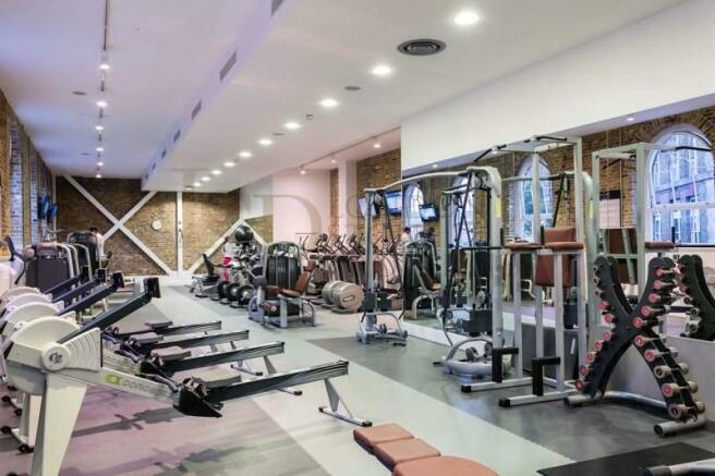On Site 24hr Gym