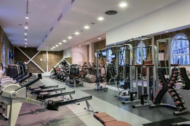 24 Hr Resident Gym