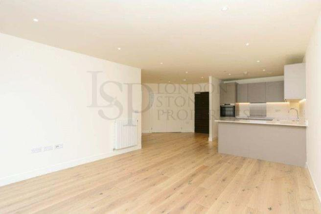 Open Plan Living/Dining Area (not exact)