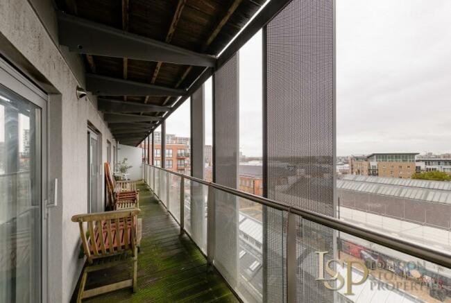 Full Length Balcony