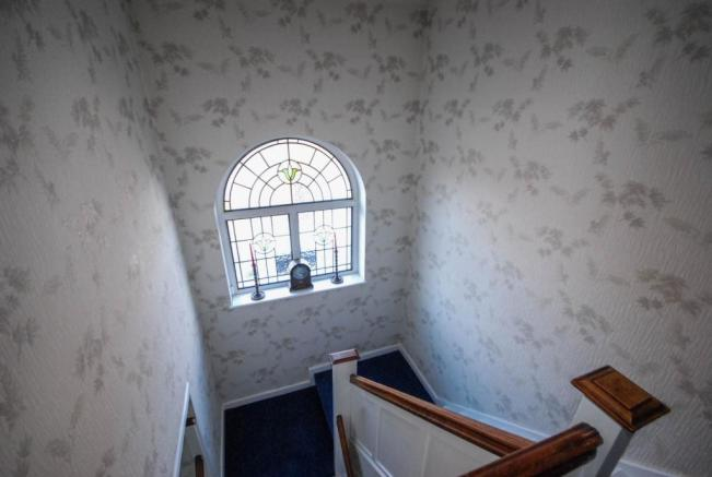 Feature Staircase