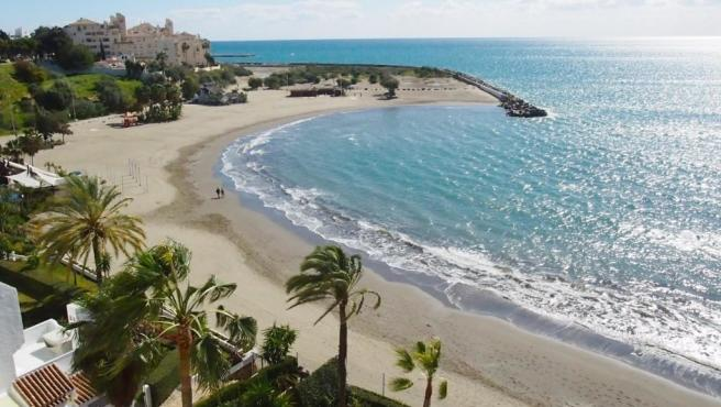 Cristo beach