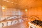 Sauna communal