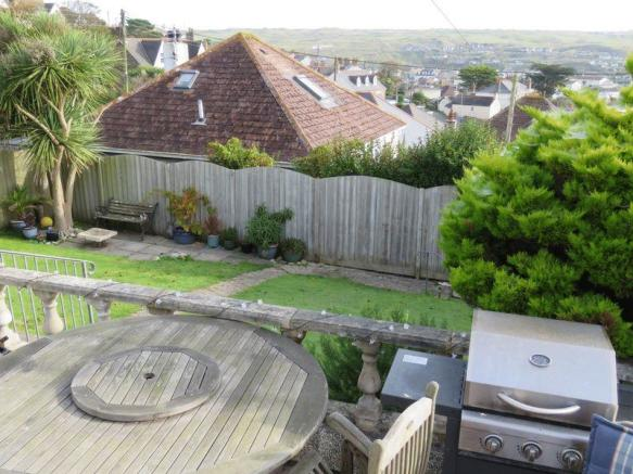 terrace and ga...