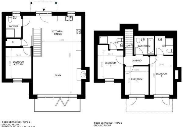 Floorplans The...