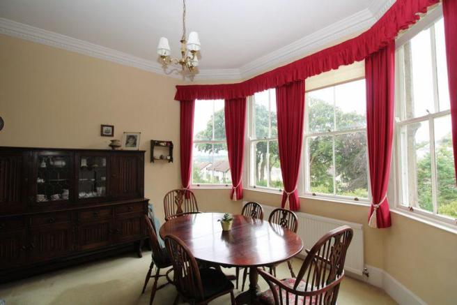 Dining area an...