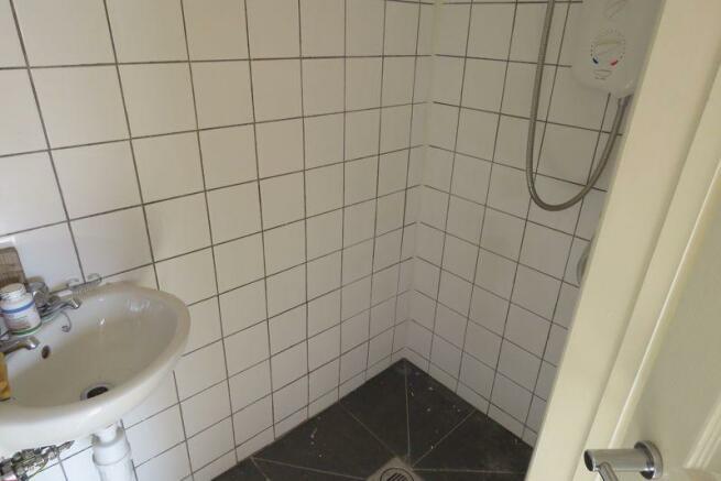 Wet Room / Shower