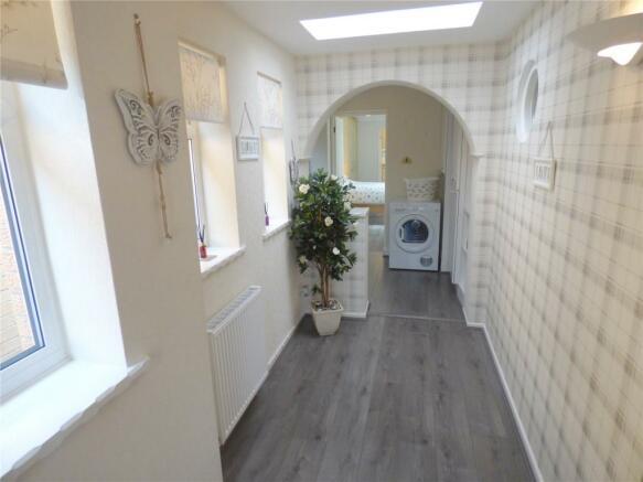 Hallway/Utility