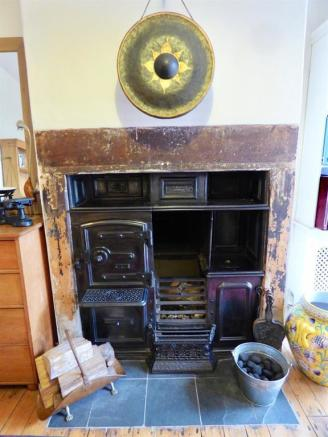 Stove, Dining Room