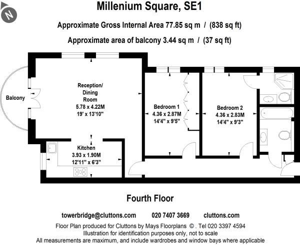 Millenium Square ...