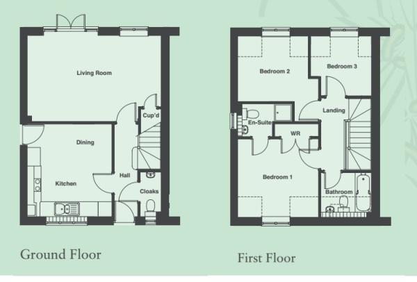 The Cranham Floorplan