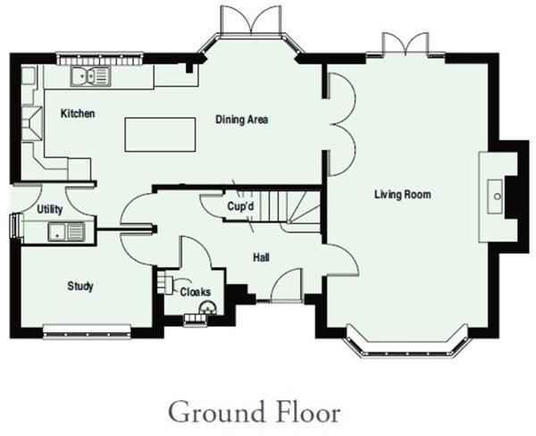 The Breedon - Ground Floor