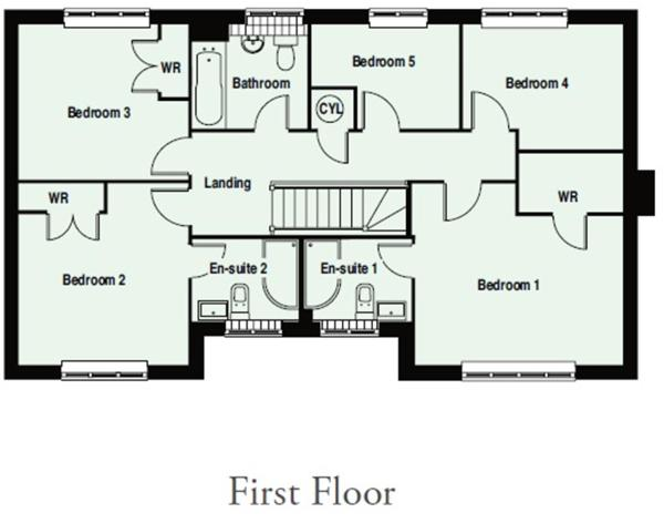 The Breedon - First Floor