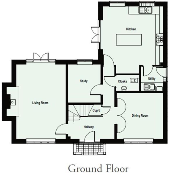 The Brookthorpe - Ground Floor