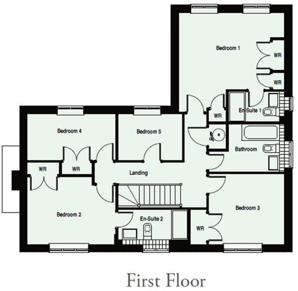 The Brookthorpe - First Floor