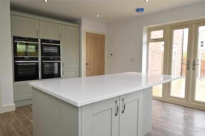 Typical Brookthorpe Kitchen