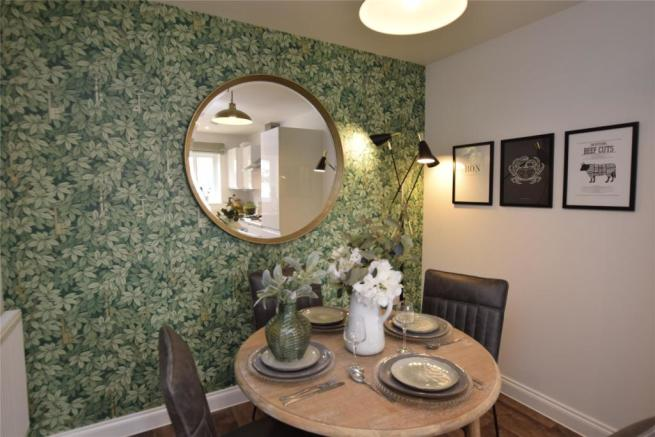 Dining Space - The Foxham