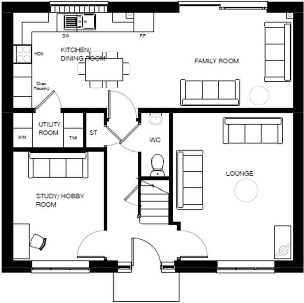 Hillcrest Ground Floor