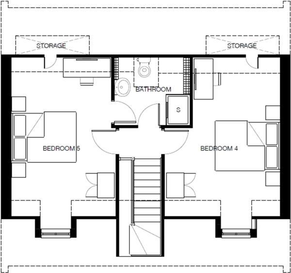Hillcrest Second Floor