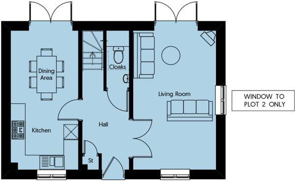 The Kington Ground Floor