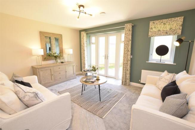 Image of show home