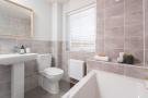 The Glassworks internal bathroom