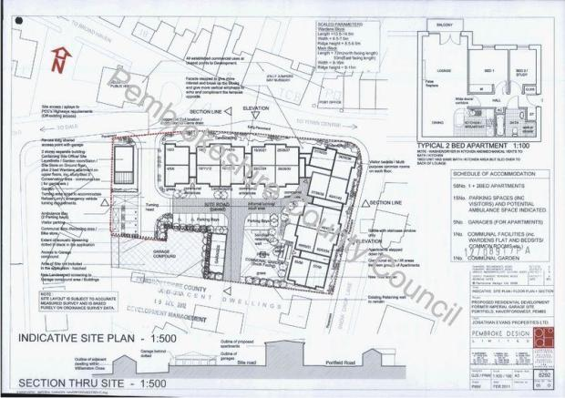 Site Block Plan