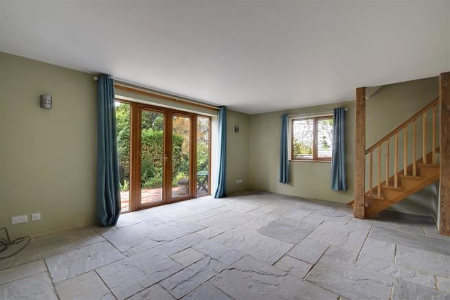 Lower ground floor living room