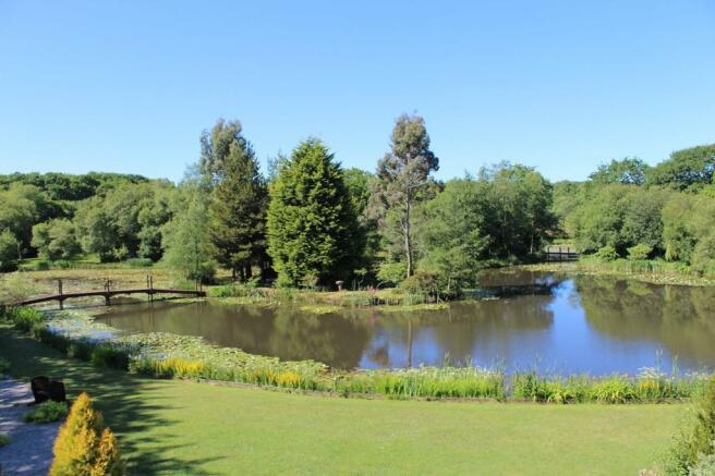 Grounds and Lake