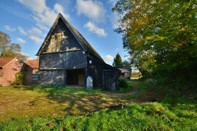 St Peters Barn Norfolk For Sale - modern house