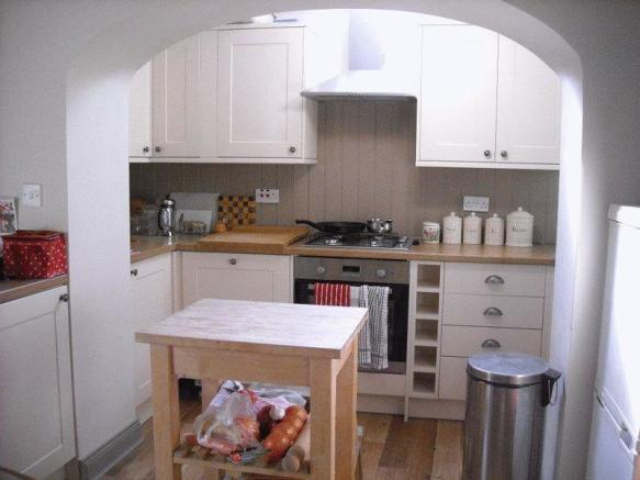 Kitchen - Bothy
