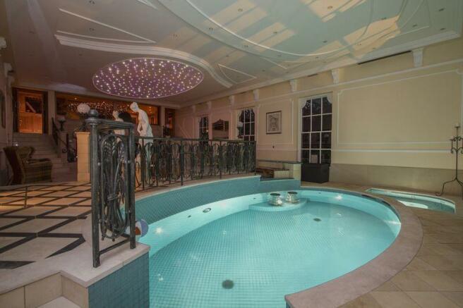 Heated pool wi...